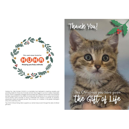 $40 Gift of Life Card