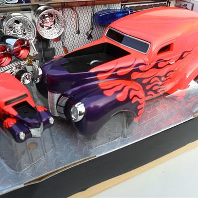 '40 Sedan Delivery - Orange and Purple