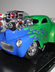 '41 Willys Coupe - Frantic Frog