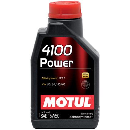 4100 Power 15W50 - 1ltr