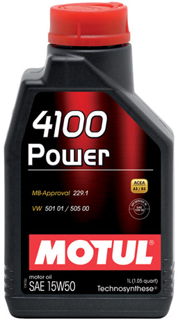 4100 Power 15W50 - 1ltr