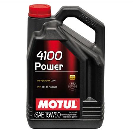 4100 Power 15W50 - 4ltr