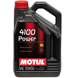 4100 Power 15W50 - 5ltr