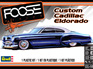 Revell 1/25 Foose Custom Cadillac Eldorado
