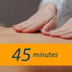 45 minute massage