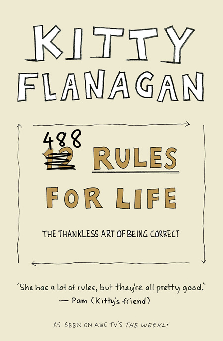 488 Rules for Life (PRE-ORDER ONLY)