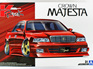Aoshima 1/24 Toyota Crown K-Break UZS141 Majesta 1991
