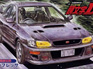 Fujimi 1/24 Initial D No.18 Subaru Impreza 2 Door Hard Top