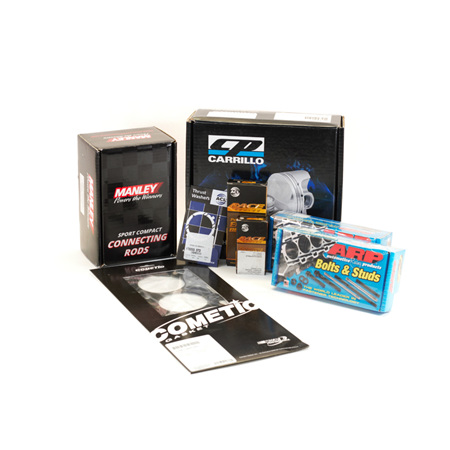 4B11 (EVOX) Engine Rebuild Package - CP Pistons, Manley Rods & Cometic Head Gasket