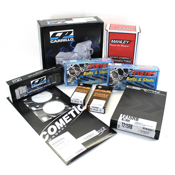 4G63 (VR4) Premium Engine Rebuild Package 8.5:1 CR