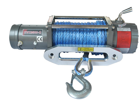 4X4 Competition Winches