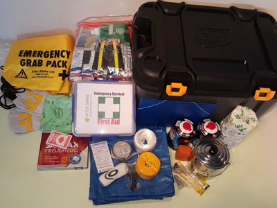 Five Person Comprehensive Emergency Kit