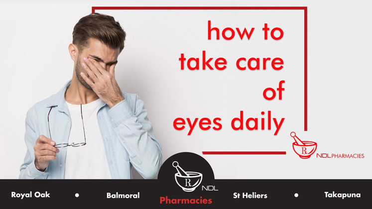 5 Tips on How to Keep Your Eyes Healthy