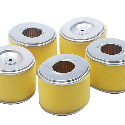 5 x Air Filter for 8hp - 9hp Petrol Engines