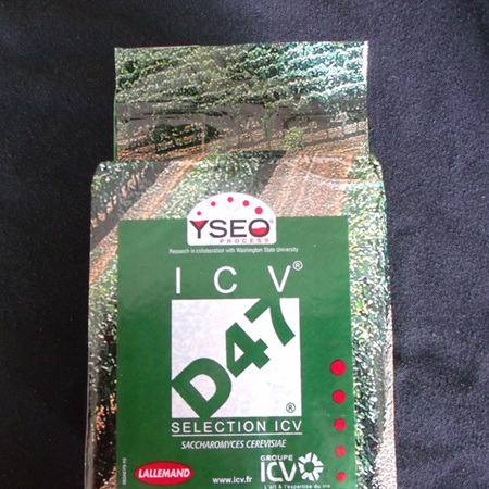 500g Pack of Yeast: Many varieties available