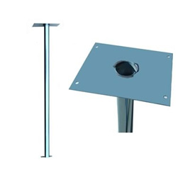 50mm Round Stainless Steel Post