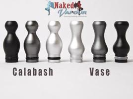 510/901 Calabash/Vase Ali Drip tips