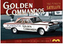 Moebius 1/25 65 Plymouth Golden Commando