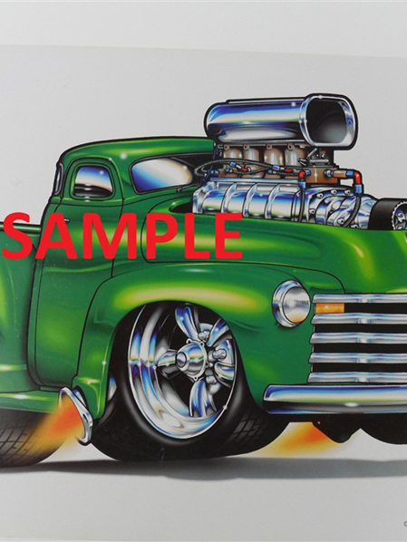 '53 Chevy Pick-up