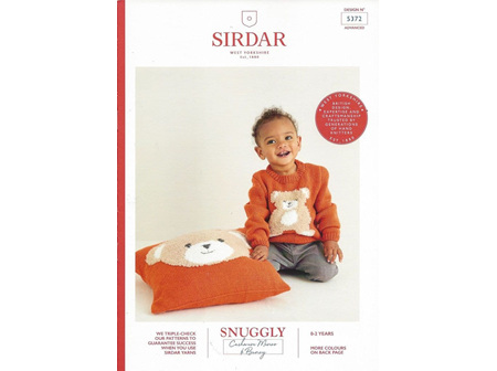 5372 SNUGGLY BUNNY PATTERNS SP244.5372