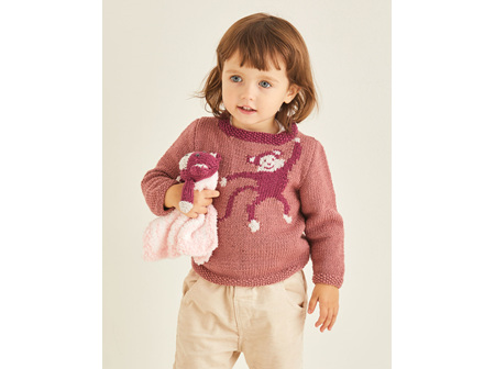 5374 SNUGGLY BUNNY PATTERNS SP244.5374
