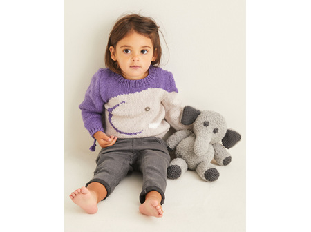 5375 SNUGGLY BUNNY PATTERNS SP244.5375