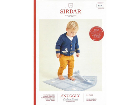 5376 SNUGGLY BUNNY PATTERNS SP244.5376