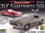Revell 1/25 1967 Camaro SS 2n1