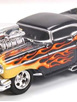 '57 Chevy Belair - Black with Flames