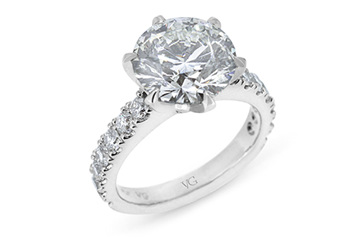 5ct Diamond Ring