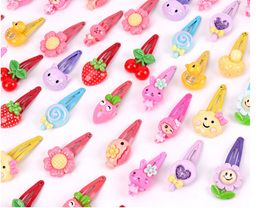 5pc Random Hairclips