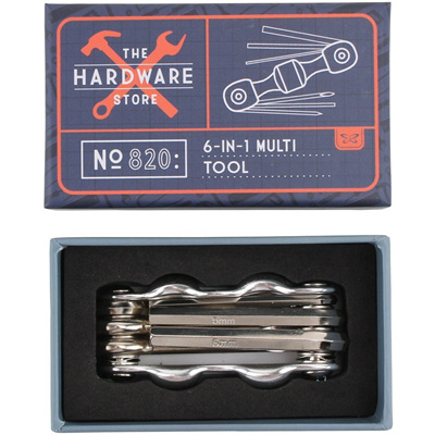 6 in 1 Multi Tool - The Hardware Store