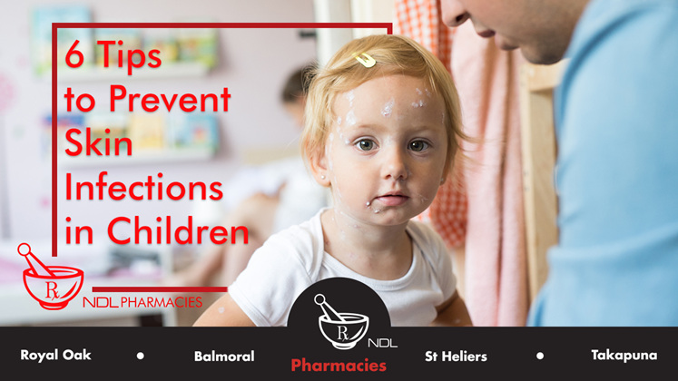 6 Tips to Prevent Skin Infections in Children