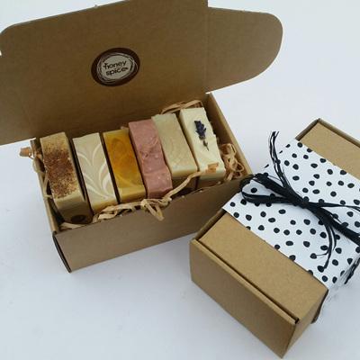 6 x Small Bars  Gift Box