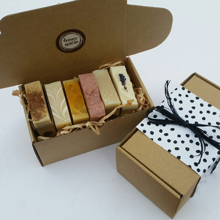 6 x Small Bars  Gift Box