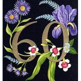 60 Iris - card