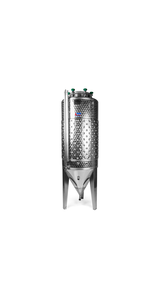 600L conical pressure beer tank