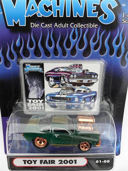 '66 Mustang - Green (2001 NYTF)