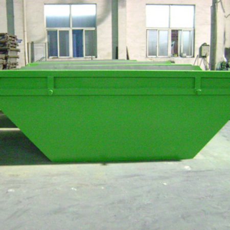 6m Green Waste Skip