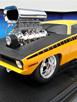 '70 'Cuda - Yellow