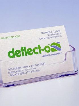 70101 Business Card Holder, Standard, Retail