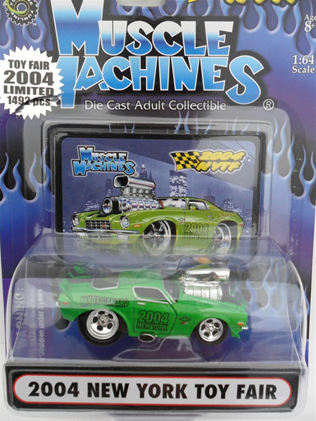 '71 Camaro - New York Toy Fair