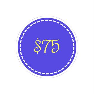 $75 Voucher