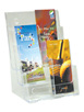 DLE Brochure Holder 6 Pocket 77401