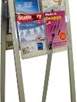 Lit Loc Easel Floor Stand 790021
