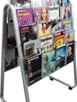 Lit Loc Easel Floor Stand 790042