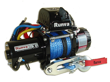 8.0XS (8,000lb) 12V Rock Crawl Winch (Dyneema)