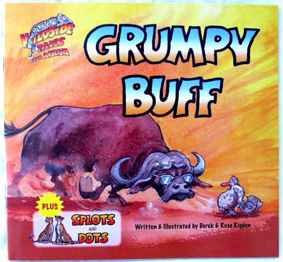 8007N Kids Book Grumpy Buff