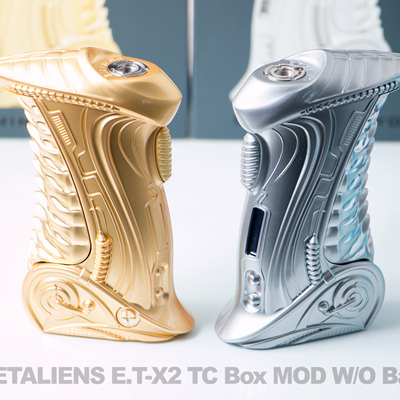 80W ETALIENS E.T-X2 TC Box MOD W/O Battery
