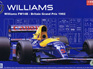 Fujimi 1/20 Williams FW14B British GP